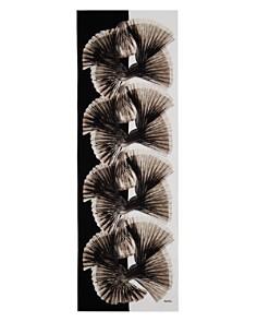 Max Mara - Rosetto Printed Silk Scarf