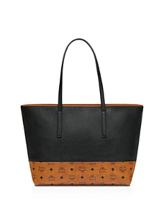 MCM - Geonautic Leather Tote