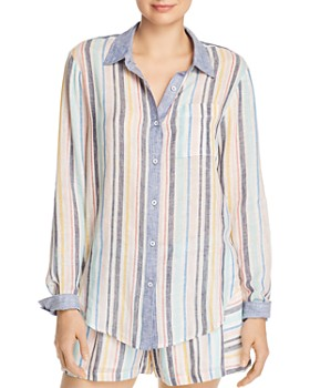 0684a727d Women's Button Down Shirts & Tops - Bloomingdale's