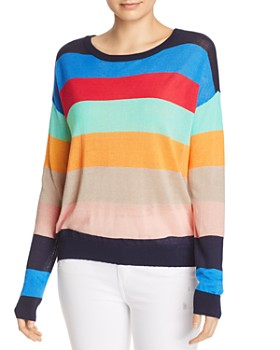 a2155c4ee436 Splendid - x Gray Malin Sunray Striped Sweater ...