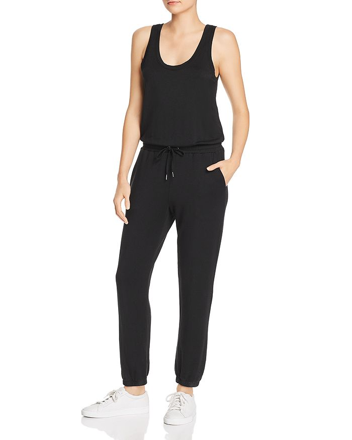 Splendid - Drawstring Jumpsuit - 100% Exclusive