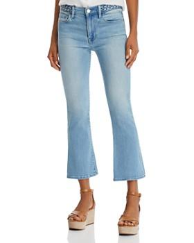 88484c5bd40 FRAME Designer Jeans for Women: Slim, Skinny & More - Bloomingdale's
