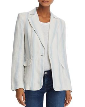 FRAME - Classic Stripe Blazer
