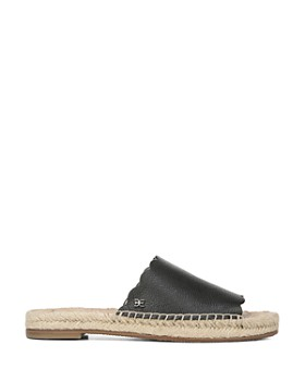 d2a2b180f7c ... Sam Edelman - Women s Andy Espadrille Slide Sandals