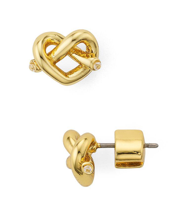 kate spade new york - Loves Me Knot Earrings