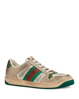 Gucci - Women s Screener Leather Sneakers ... 40bf2b6c0d3
