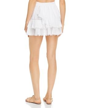 Charo Ruiz Ibiza - Fera Ruffled Mini Skirt