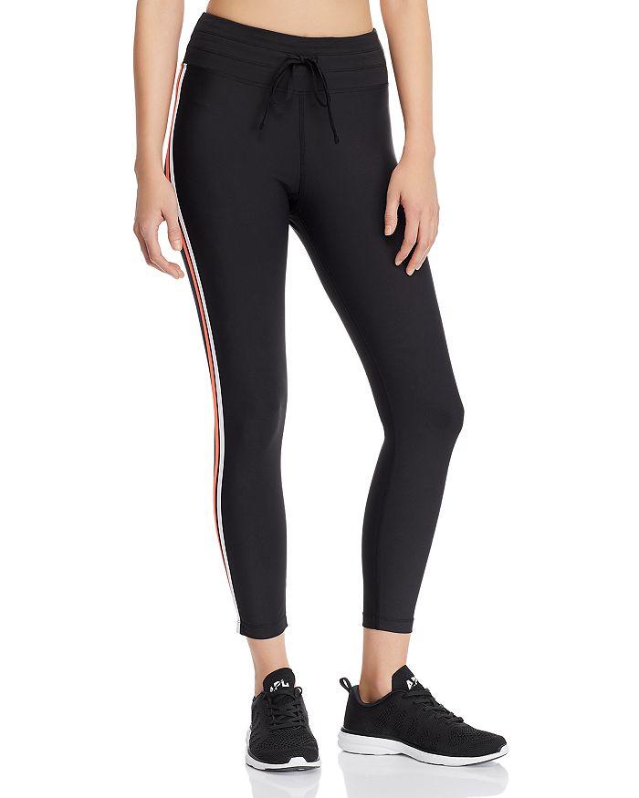 AQUA - Track Stripe Leggings - 100% Exclusive