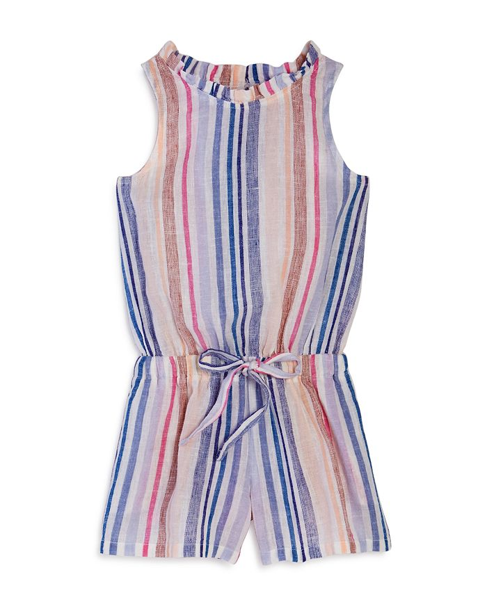 Bella Dahl - Girls' Cabana Romper - Big Kid