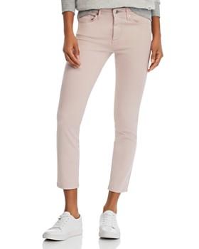 429c72815b9 AG - Prima Crop Skinny Jeans in Peaked Pink - 100% Exclusive ...