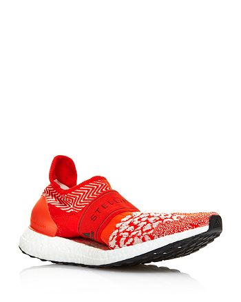 adidas by Stella McCartney - Women's UltraBoost x 3.D.S. Knit Slip-On Sneakers
