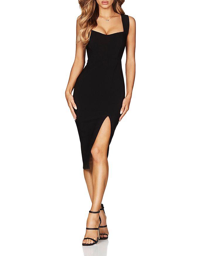 d33cbb776f51e Nookie Divine Midi Dress | Bloomingdale's