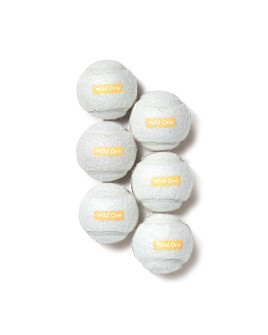 Wild One - Tennis Balls, Set of 6