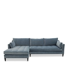 Bloomingdale's Artisan Collection - Ophelia 2-Piece Sectionals - 100% Exclusive