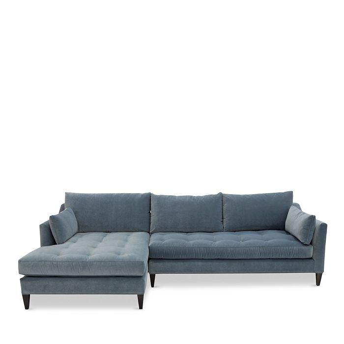 Bloomingdale\'s Artisan Collection Ophelia 2-Piece Sectional - Left Facing  Corner - 100% Exclusive Home - Bloomingdale\'s