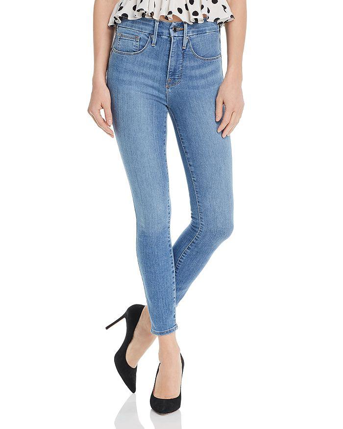 Good American - Good Legs Ankle Skinny Jeans in Blue268