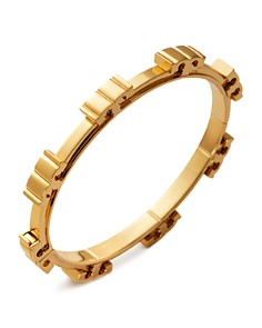 Tory Burch - Serif T Bangle Bracelet
