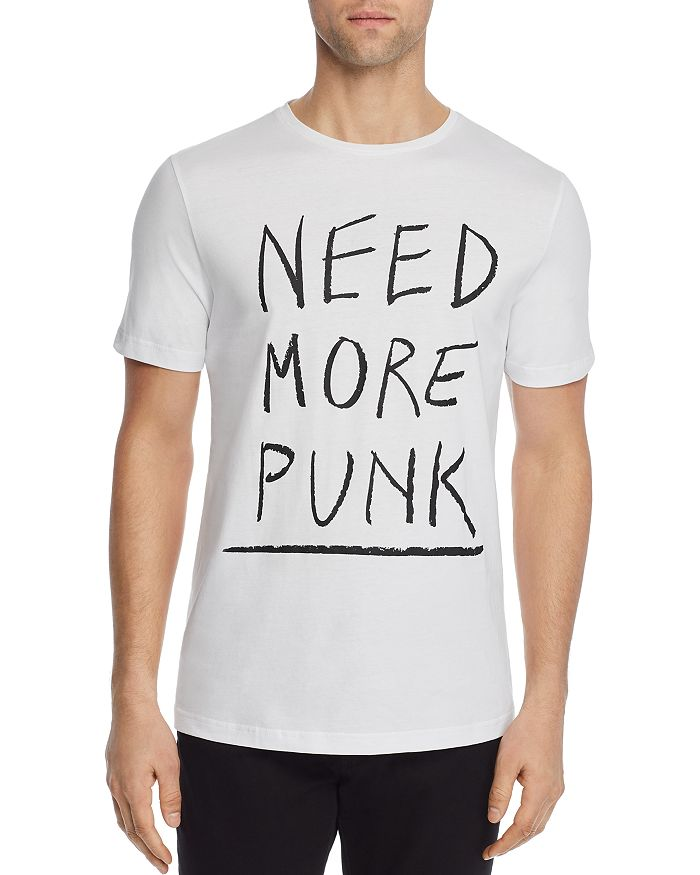 Antony Morato - Need More Punk Graphic Tee
