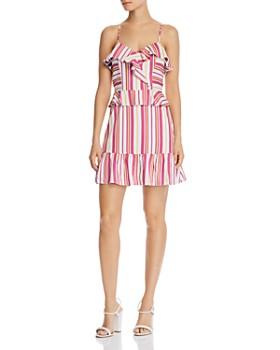 Parker - Isadora Peplum Dress