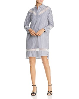 Scotch & Soda - Striped Shift Dress