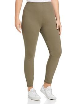 Lyssé Plus - Toothpick Cropped Legging Jeans