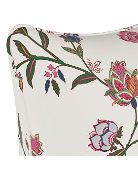 "Sparrow & Wren - Chintz Floral Multi Down Pillow, 20"" x 20"""