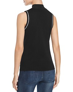 Elie Tahari - Joan Sleeveless Merino Wool Sweater