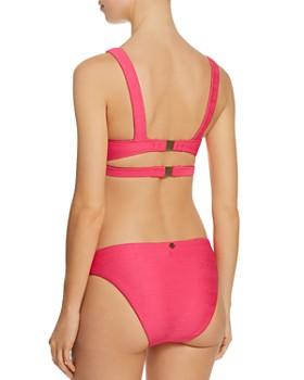 Nanette Lepore - Raffia Hipster Bikini Bottom