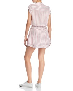 Rails - Angelina Striped Smocked Dress