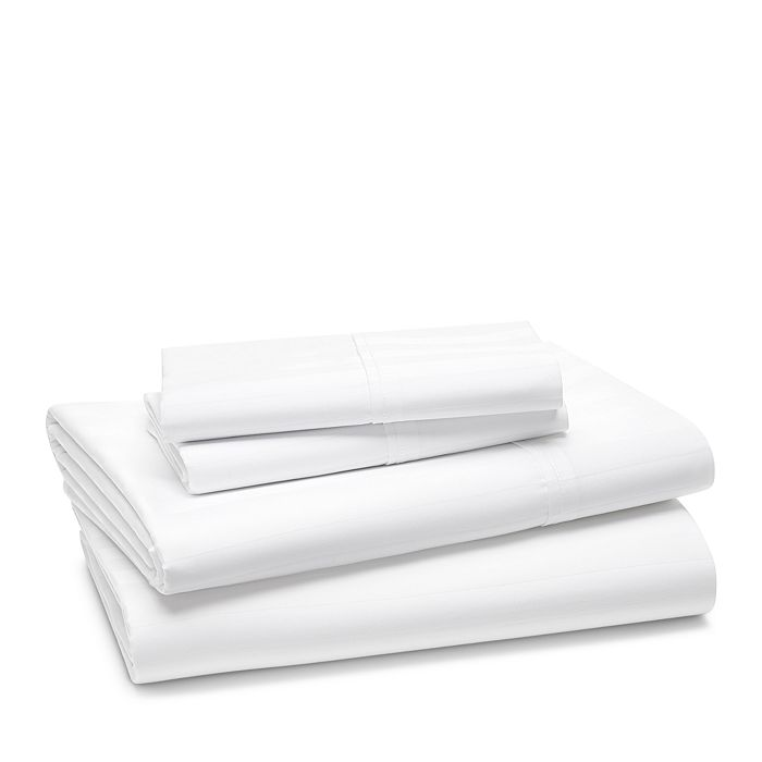 Bloomingdale's Essentials - Organic Cotton Dobby Sheet Sets - 100% Exclusive