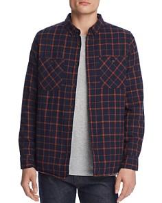 Banks Journal - Momentum Plaid Button-Down Shirt Jacket