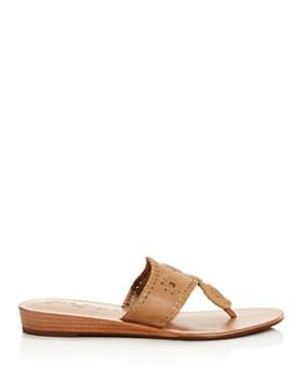 Jack Rogers - Women's Jacks Demi Wedge Thong Sandals