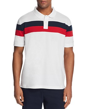 Tommy Hilfiger - Chest-Stripe Regular Fit Polo Shirt