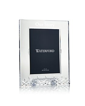 "Waterford - Our Story Lismore Essence Crystal Frame, 5"" x 7"" - 100% Exclusive"