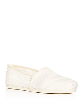 1fab9be9427 TOMS - Women s Alpargata Embroidered Flats ...