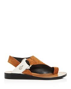 rag & bone - Women's Arc Slingback TDemi-Wedge Sandals