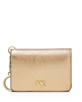 79687070cccf ... IN BAG. MICHAEL Michael Kors - Money Pieces Card Case with Key Ring ...