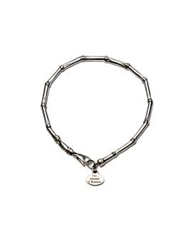 JOHN HARDY - John Hardy Bamboo Sterling Silver Pancing Slim Bracelet