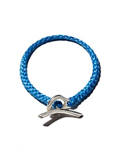 JILL PLATNER - Hitch Bracelet in Sterling Silver