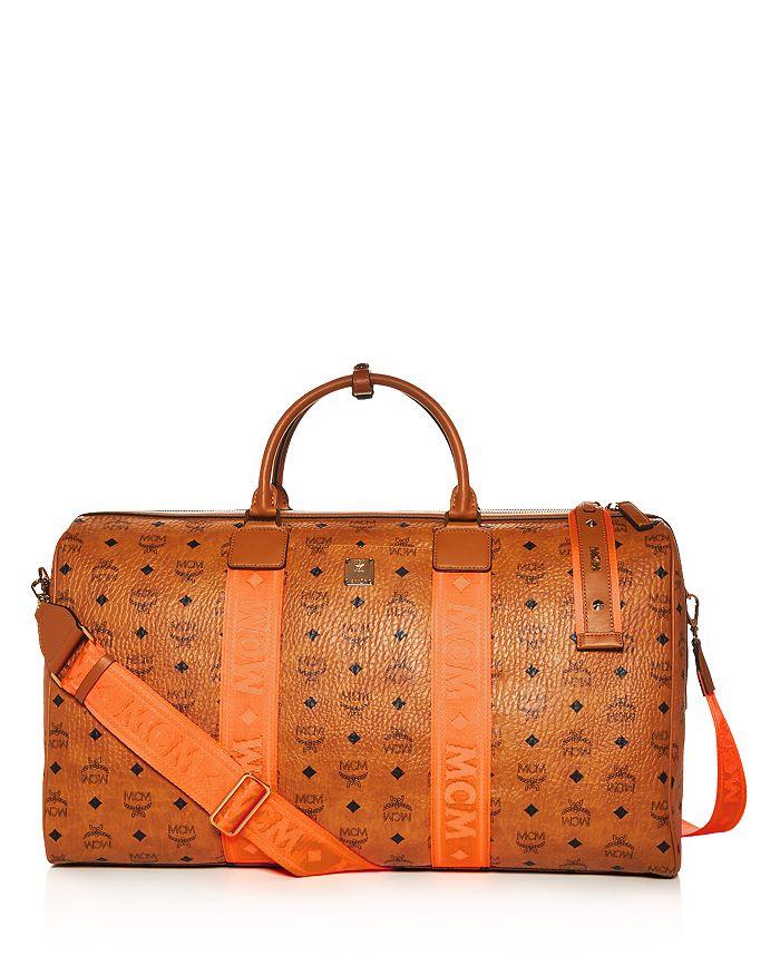 MCM - Visetos Traveler Weekender Duffel Bag - 100% Exclusive