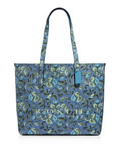 COACH - Highline Floral Print Tote