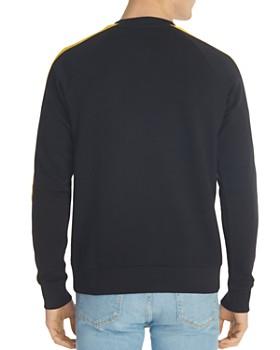 Sandro - Crewneck Varsity Sweatshirt