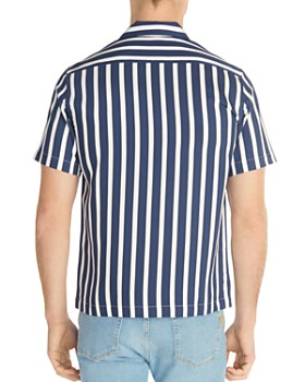 Sandro - Sorrento Striped Slim Fit Shirt