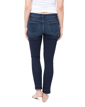 Nom Maternity - Chelsea Under-the-Belly Jeans in Dark Wash