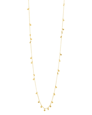Gorjana Chloe Mini Station Dangle Necklace, 35-Jewelry & Accessories