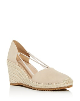a50f8a941ef Eileen Fisher - Women s Wedge d Orsay Espadrille Pumps ...