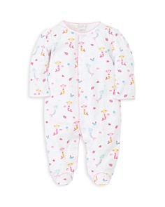 Kissy Kissy - Girls' Mermaid Footie - Baby