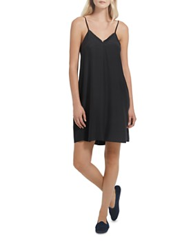 ATM Anthony Thomas Melillo - Silk Slip Dress
