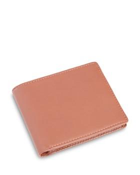 ROYCE New York - RFID-Blocking Leather Bifold Wallet