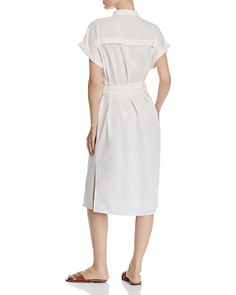 CHRISELLE LIM - Belted Utility Midi Dress - 100% Exclusive